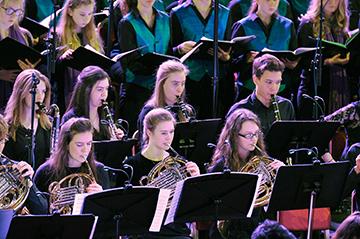 Hertfordshire Schools' Symphony Orchestra
