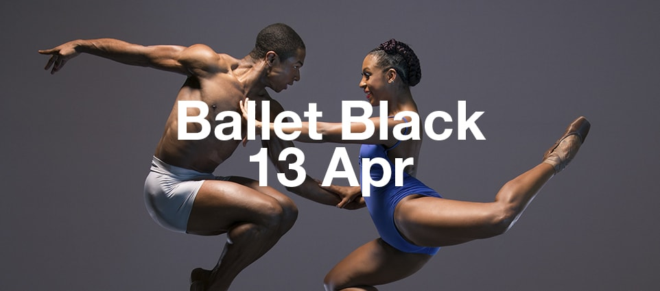 Ballet Black: Double Bill