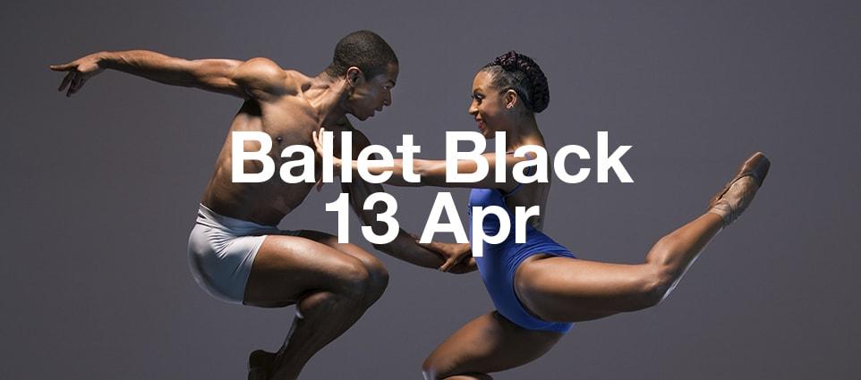 Ballet Black: Triple Bill featuring INGOMA