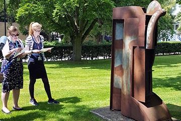 Guided Sculpture Walk