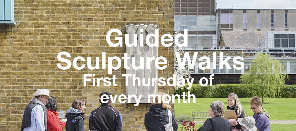 Guided Sculpture Walks