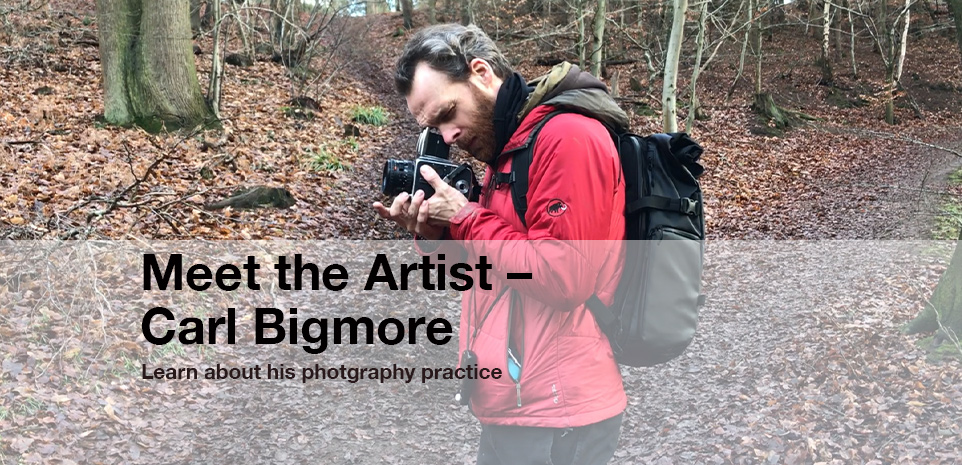 Carl Bigmore banner image