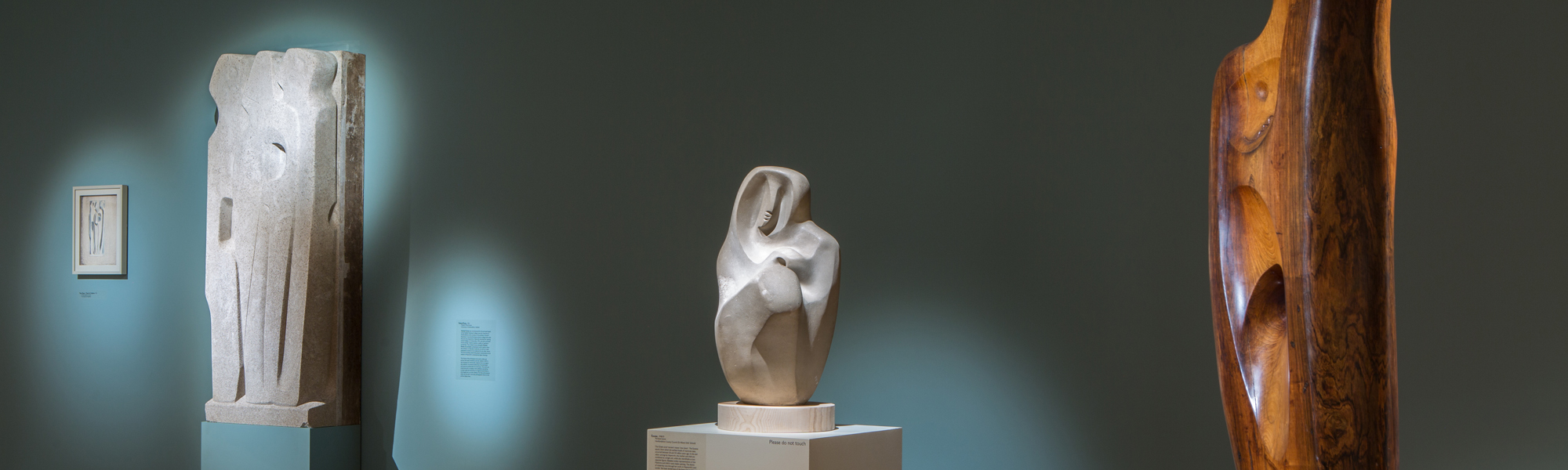 UHArts, Barbara Hepworth, artist in society 1948-53, Hepworth, Rob Harris