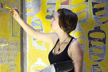 Camilla Brendon - Online Artist in Residence