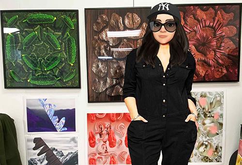 Image of Maria Meyer with Bitmoji face