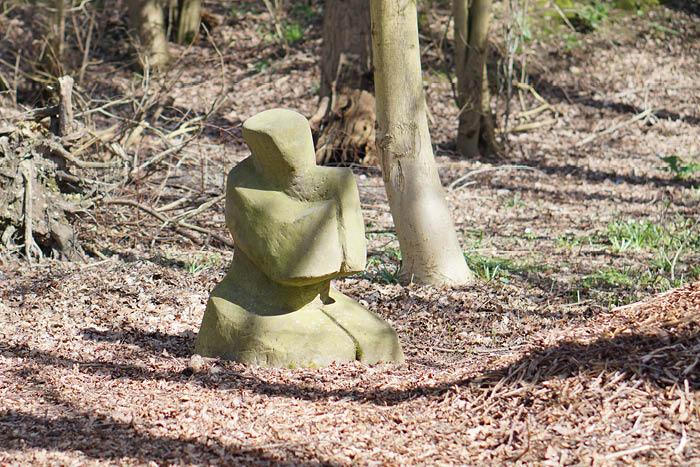 Behind the Scenes Sculpture Walk