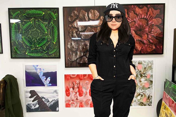 Meet the Artist – Maria Meyer
