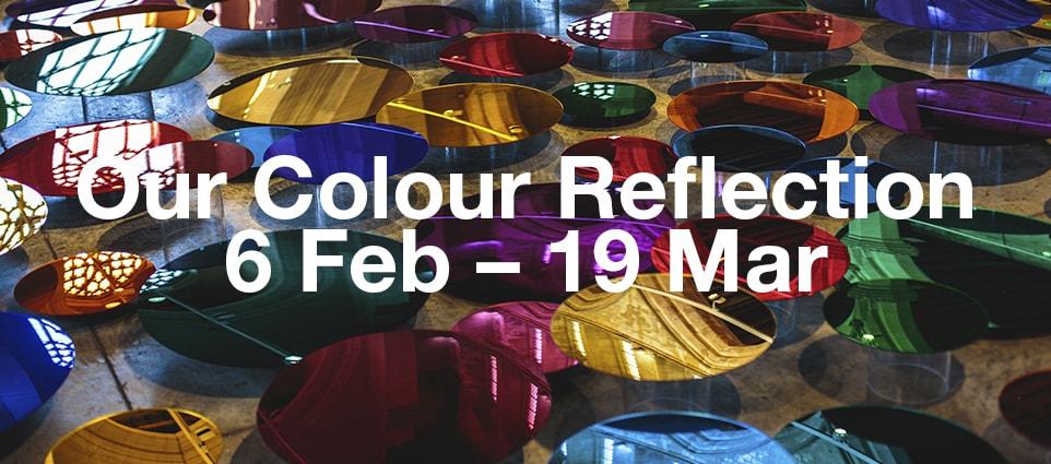 Liz West 'Our Colour Reflection'