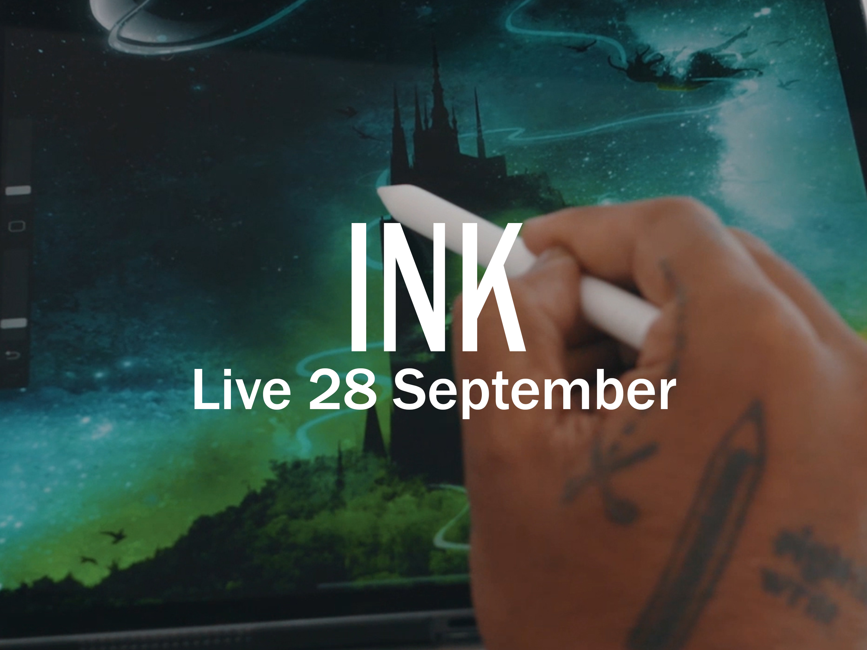 Amandeep Singh aka Ink interview will be available from 28 sept