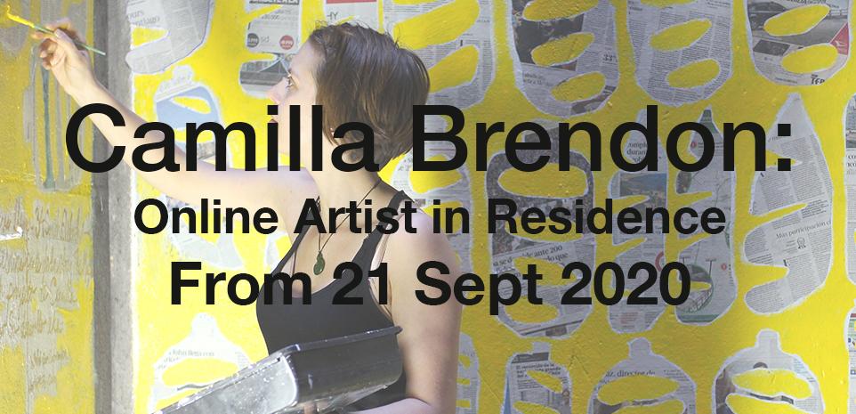 Event 5 - Camila Brendon banner image