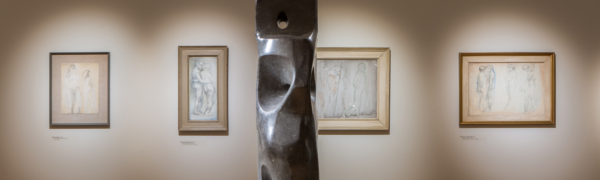 UHArts, Barbara Hepworth, artist in society 1948-53, Hepworth, Rob Harris