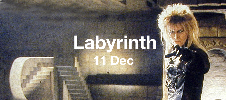 Elstree Originals: Labyrinth