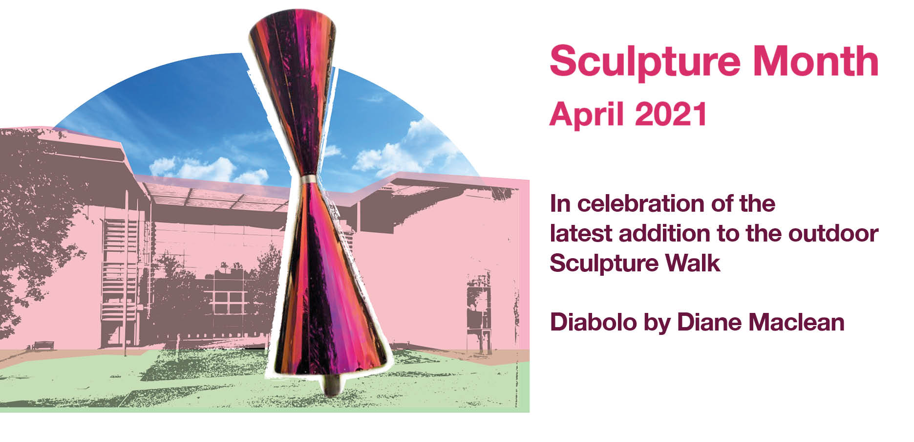 Event 5 - Sculpture Month banner image