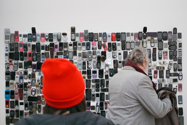Social Disruption, UHArts, Social media, Exhibition. hatfield, UH