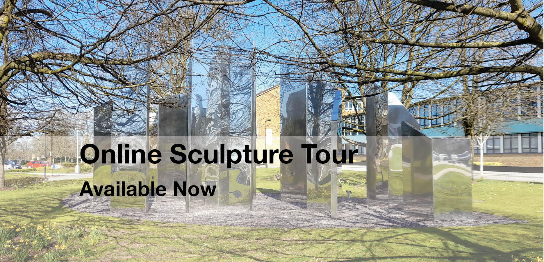 Event - Sculpture Walk banner image