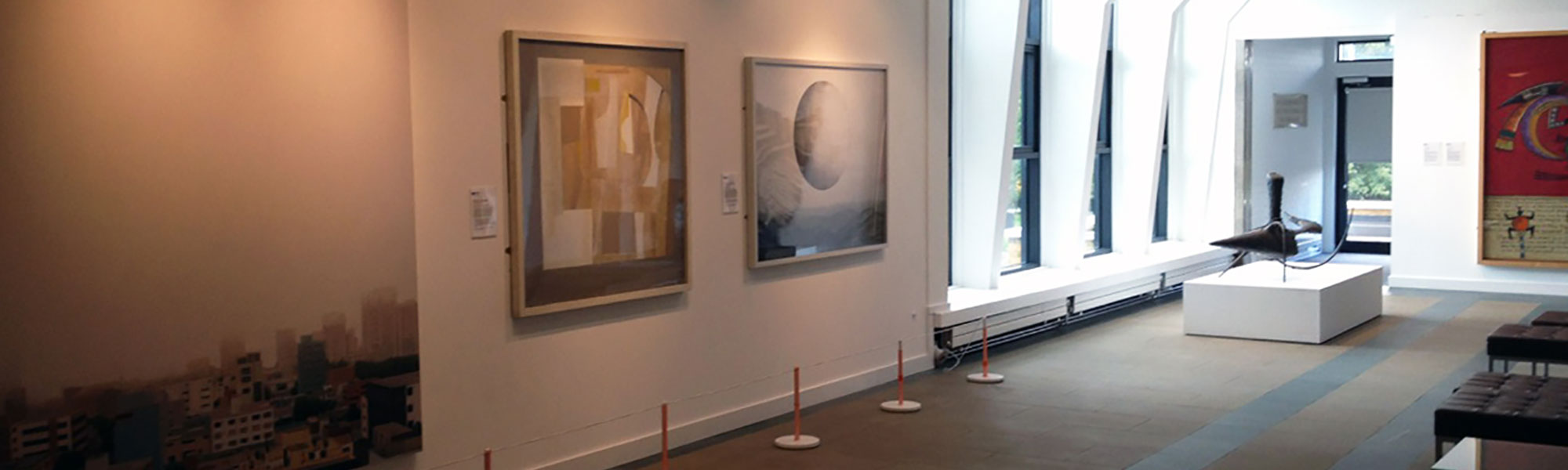 Chapman Gallery Empty
