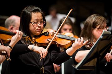 de Havilland Philharmonic Orchestra: Mahler's Mighty 9th Symphony