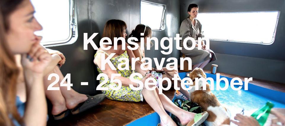 Kensington Karavan: A micro festival with a big heart