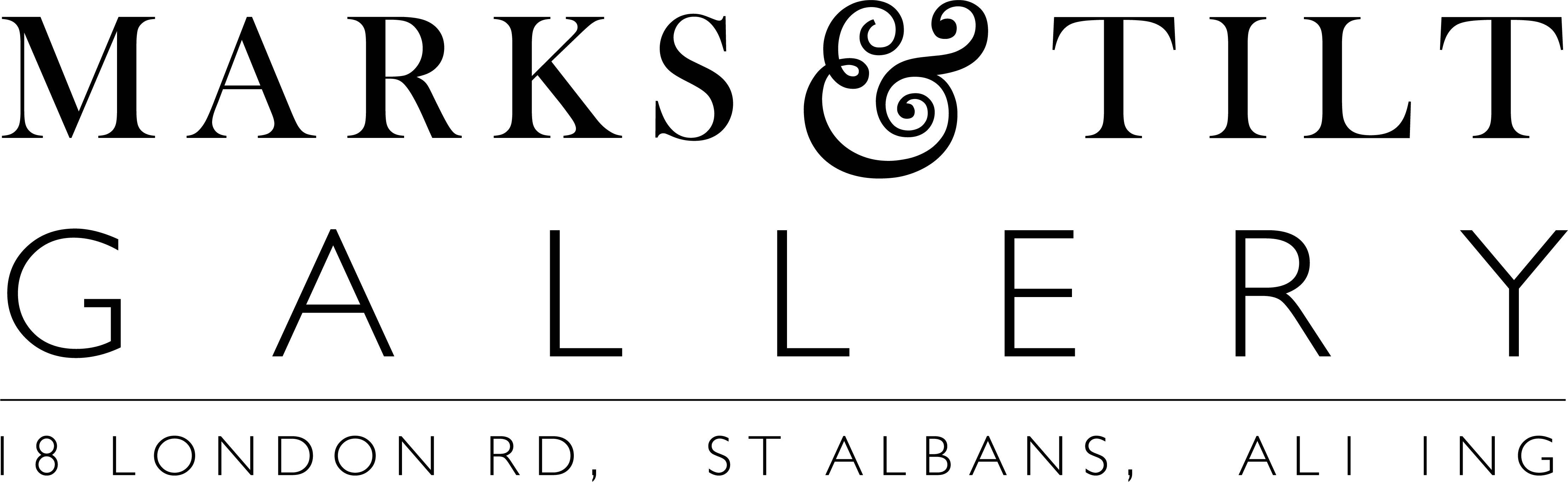Marks and Tilt Logo