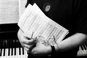 Dave Smith Piano Concert