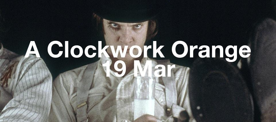 Elstree Originals: A Clockwork Orange