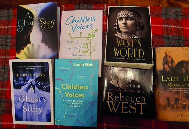 Lorna Gibb's Books