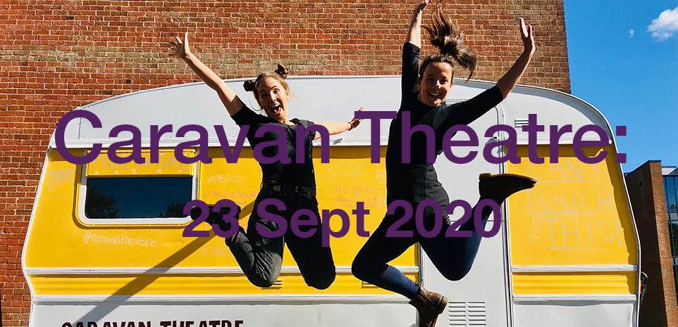 Event 2 - Caravan Theatre banner image